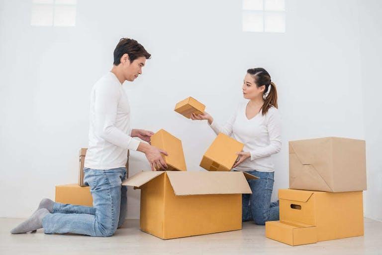 不動産売却時の引越しのタイミングと引っ越し費用って何が掛かるの?