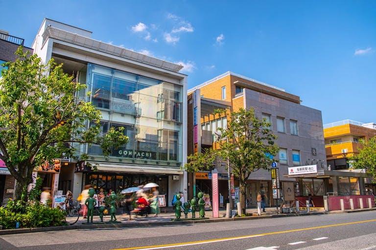 桜新町の住みやすさは?都心へのアクセスやおすすめスポット5選