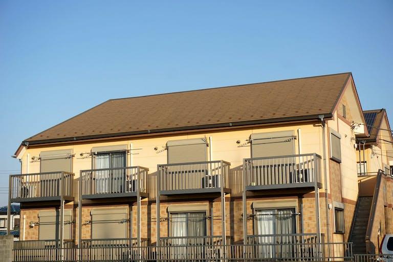 2階建てアパートの建築費は?建築費の内訳から構造の特徴までを解説!